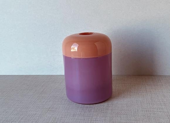 Short vase #56
