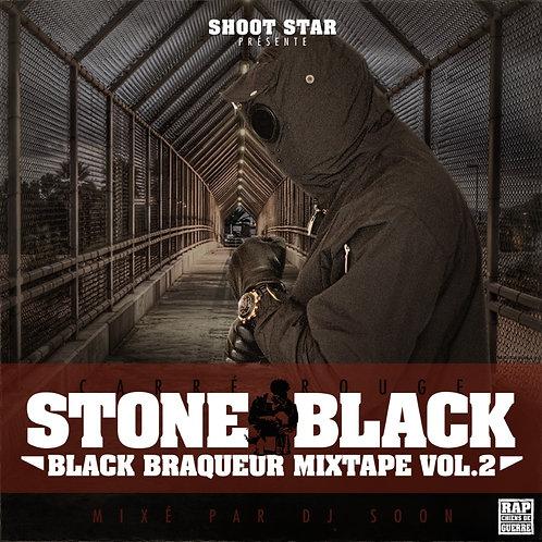 Album Black Braqueur Mixtape Vol.2