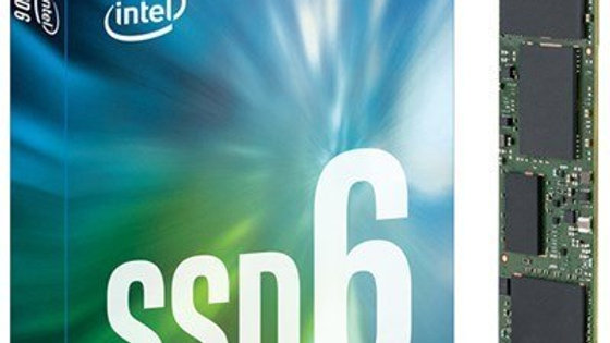 Intel Solid-State Drive 600p 256 GB
