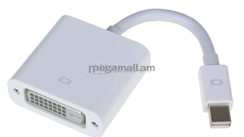 Apple mini DisplayPort til DVI-D
