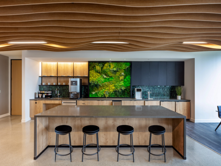 Healthy Places: Wellness influences architecture and design