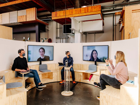 Google redefines offices for the future: an innovative approach to how future work should be