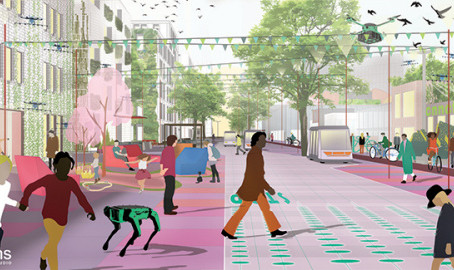 UNStudio Report: The broader scope of community building and placemaking in post-pandemic urbanity