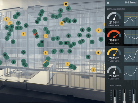 Digital Twin: A valuable asset for building's management and life cycle assessment.