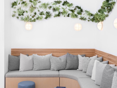 Healthy places: What experts say about the trends around spaces with wellness design