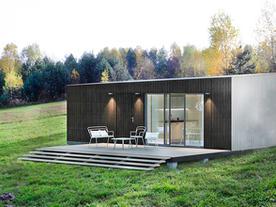 MOOTI - prefabrykowane domy wypoczynkowe