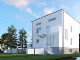 REFRESH - przebudowa modernistycznego domu kostki
