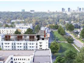 NADBUDOWA I ROZBUDOWA BUDYNKU MIESZKALNEGO WIELORODZINNEGO - zabytkowa modernistyczna kamienica przy Parku Łazienkowskim w Warszawie