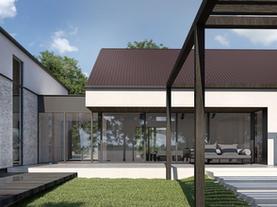 DOM JEDNORODZINNY - strukturalny dom jednorodzinny