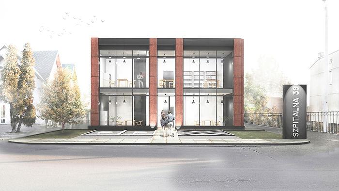 KWADRA architekci - biuro architektoniczne Lublin - architekt Lublin - biuro projektowe
