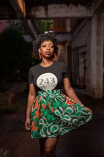 Melia, 243 & Co Creative Director