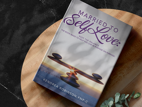 Married to Self Love Book