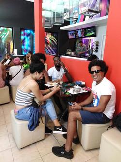 Ekelequa Club led3