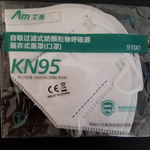 KN95 Respirator Mask with Valve