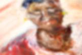 acrylic painting Heal