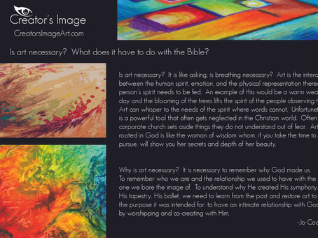 Is Art Necessary?