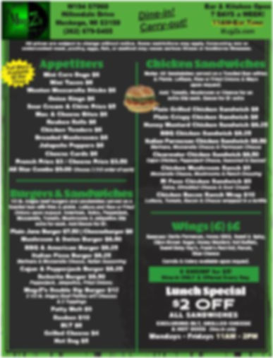 mugzs,pub,food,muskego,wi,drinks,specials,fish,fry,grill,restaurants,delivery