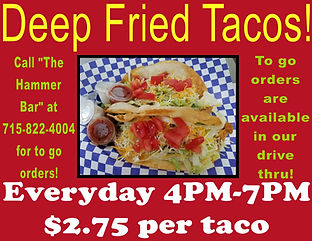 tacos,cuberland,wi,food,specials,restaurants,drive,thru,fast,bars