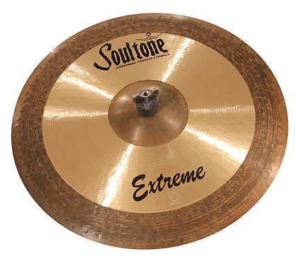 Soultone  Crash Cymbals - Extreme Series -Top View