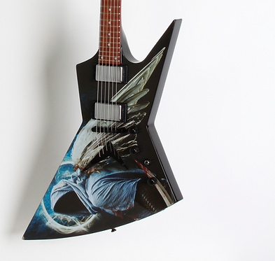 Dean-Dave Mustaine Zero Angel of Death II -BodyShapeLength
