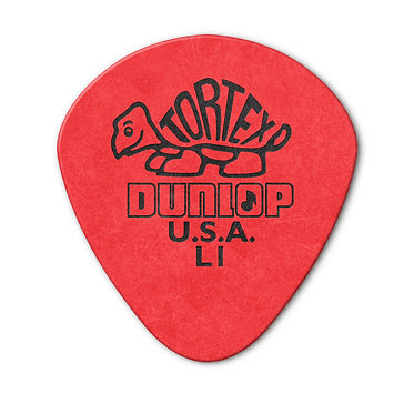 Dunlop Tortex 472RL1 - Jazz Pick-Front