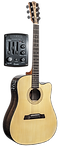 Amatis Guitar DSR26 - Acoustic Electric Guitar