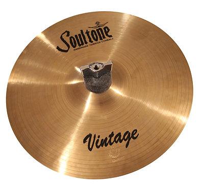 Soultone Vintage Splash Cymbal Top View