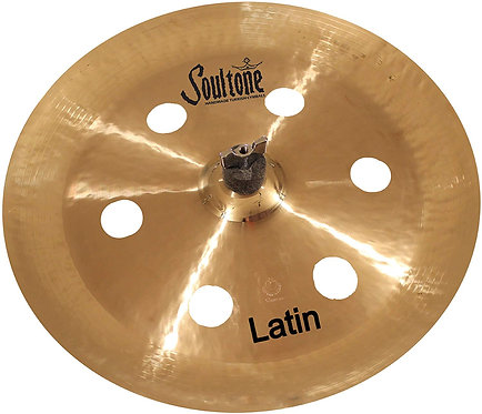 Soultone  China FXO 6 Latin Prototype Cymbals