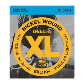 EXL110+ Nickel Wound, Regular Light Plus, 10.5-48