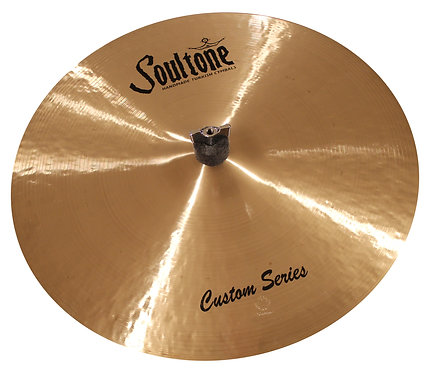 Soultone Cymbal - Custom Crash