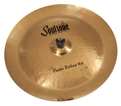 Soultone Cymbal - Custom Brilliant RA Series