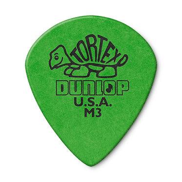 Dunlop Tortex 472RM3 Jazz Pick Front - 0.88mm