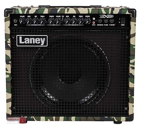 Laney UK  LX65R Camo Twin Channel Guitar Combo Amp