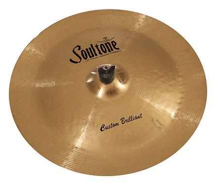 Soultone Cymbal - Custom Brilliant Series