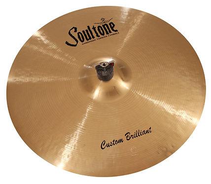 Soultone Custom Brilliant Cymbals - Crash