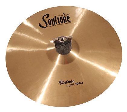 Soultone Vintage Old School (VOS64) - Splash Cymbal Top View