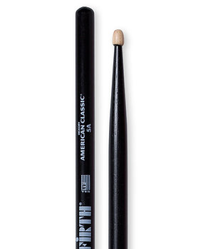 5A Black Vic Firth American Classic - Hickory