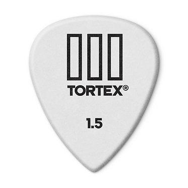Dunlop 462R Tortex III Guitar Pick 1.50mm