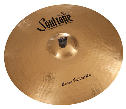 Soultone Custom Brilliant RA Crash Cymbal