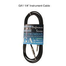 CBI Instrument Cable with Silent Neutrik