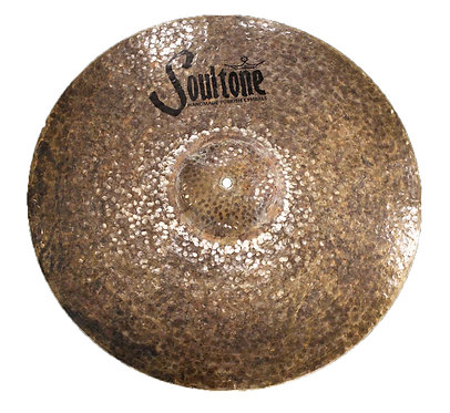 Soultone Natural Ride Cymbal Top View