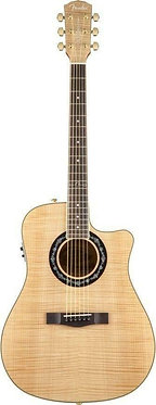 Fender T-Bucket 400-CEV3 AE Guitar Natural - Collectible