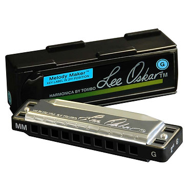 Lee Oskar Melody Maker Harmonica -Pay in 2nd Position