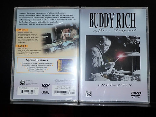 Buddy Rich Jazz Legend 2 DVD
