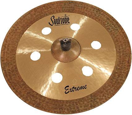 Soultone China FXO6 Extreme Cymbals
