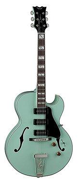 Dean Acoustic Guitar - Palomino Sea Green