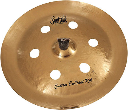 Soultone-China FXO6-Custom Brilliant Cymbals