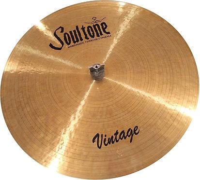 Soultone Vintage Flat-Ride Cymbal