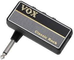 VOXamPlug 2 Metal Guitar Headphone Amp.