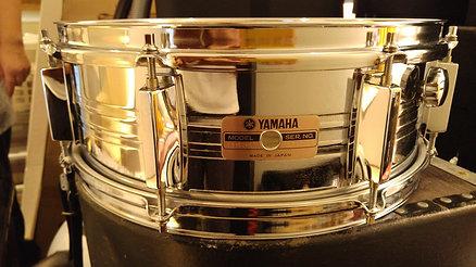 """Yamaha SD-350MG 14""""x5.5"""" MIJ Steel Snare (8-Lug) 1983"""